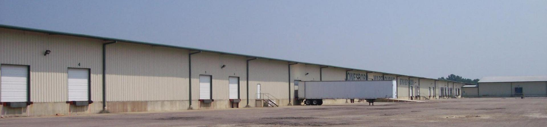Available Building - Jonesboro Warehouse - Jonesboro, AR
